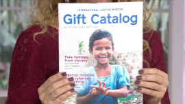 KLG and Hoda's Favorite Things: Gift catalog that gives back, faux-fur coat