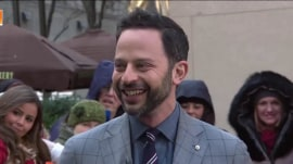 Nick Kroll helps TODAY Toy Drive, talks about new animated movie 'Sing'