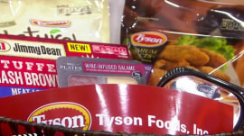 Tyson Foods donates $200,000 worth of food products to Toy Drive