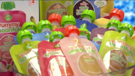 Yummy Spoonfuls donates organic baby food to TODAY's Toy Drive