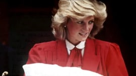 Princess Diana's private letters up for auction reveal intimate family details