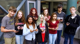 Teens Tell All: Surviving (barely) without smartphones for a week