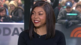 Taraji P. Henson talks about 'Hidden Figures' and playing Cookie on 'Empire'