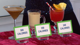 How to watch your waistline at this season's holiday parties