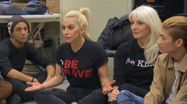Lady Gaga talks about rape and PTSD, encourages young people to ShareKindness