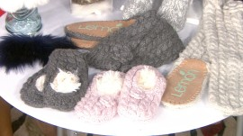 Marshmallow slippers, comfy blankets to help you unwind during the holidays
