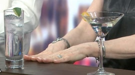 Which New Year's Eve cocktails pack the most calories?