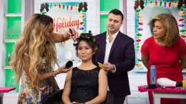 How to get glamorous hair and makeup styles for the holidays