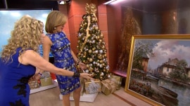 Hoda gives KLG something she doesn't want back for Christmas: 'It's my problem again?!'