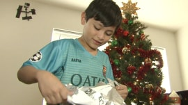 Once-homeless family has a happier holiday, thanks to Salvation Army