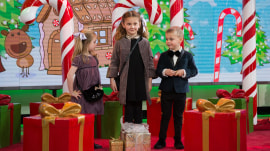 Holiday fashion trends for kids: Velvet, metallic, suede, more