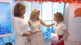 Grace VanderWaal reveals Sanrio's Hello Kitty donation to TODAY Toy Drive