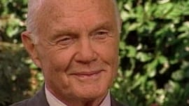 John Glenn in 1998 TODAY interview: 'I don't think I'm that different'