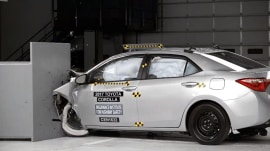 Toyota, Lexus lead list of top vehicle safety picks for 2017
