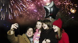 How to have the best New Year's Eve ever… with kids