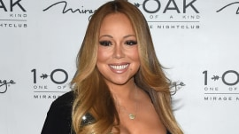 Mariah Carey breaks her silence (sort of) about mystery man in photo