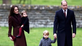 Prince George, Princess Charlotte steal the show on Christmas