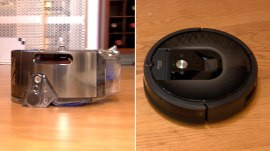 Do robot vacuums really work like on TV? Dyson 360 Eye vs. Roomba 980