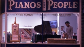 Musical nonprofit offers free pianos and lessons to those in need
