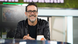 Jeffrey Dean Morgan: Dave Chappelle nailed 'The Walking Dead's Negan on 'SNL'