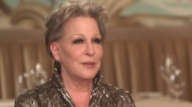 Bette Midler: My mom was more supportive than my dad