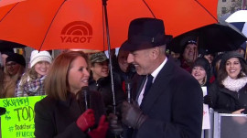 Matt Lauer celebrates 20 years on TODAY, gets pranked by Katie Couric