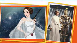 Fans push petition to make Carrie Fisher's Leia character an official Disney princess.