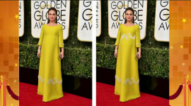 See Natalie Portman, Sarah Jessica Parker's Golden Globes looks remixed