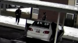 Man reportedly being chased by police carjacks woman's vehicle with kids inside