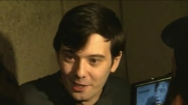 Protest at UC David shuts down speech by former pharmaceutical exec Martin Shkreli