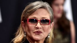 Carrie Fisher won't be digitally re-created for future 'Star Wars' movies, Lucasfilm says