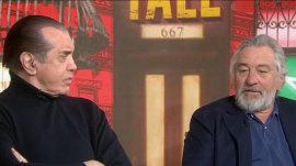 Robert De Niro on Donald Trump: 'Everybody has to be on guard'