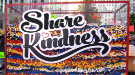 TODAY's Share Kindness campaign ends with a (delicious) act of kindness