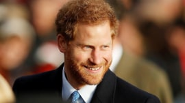 Prince Harry meets girlfriend Mehgan Markle's dad