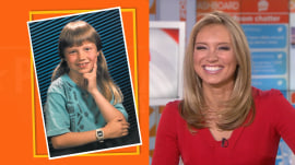 'Is that a mullet?!' See the amazing throwback pictures of Weekend TODAY anchors