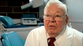 Live to 100: Meet the 81-year-old dentist who's still going strong after 58 years