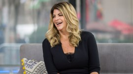 Kirstie Alley dishes on 'Scream Queens,' celebrates 66th birthday with KLG and Hoda