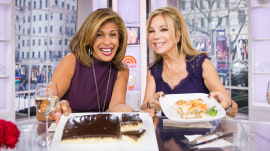 Hoda, KLG mark National Cheat Day: If it fits in your mouth, it's bite-size!