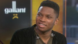 'Ology' singer Gallant: I'm grateful my career is 'building at this rate'