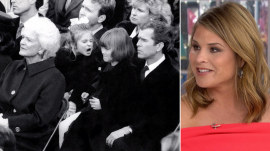 Jenna Bush Hager relives 1989 inauguration: I'm the 'very well behaved' one!