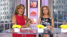 KLG: It was love at first sight when I saw Frank Gifford (and his buns)