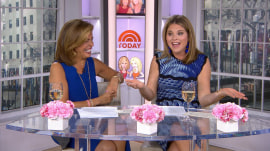 How Jenna Bush Hager helped daughter Mila get excited about being a big sister
