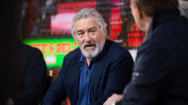 Robert De Niro on Donald Trump: 'Everybody has to be on guard'