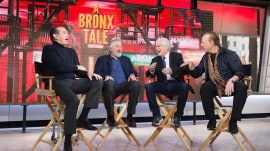 Robert De Niro, Chazz Palminteri talk about 'Bronx Tale' musical