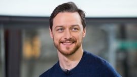 James McAvoy talks about his 23 different characters in new film 'Split'