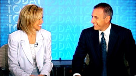 Matt Lauer's 20 years on TODAY: See the most memorable moments