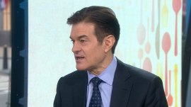WHEN you eat is just as important as what you eat: Dr. Oz explains why