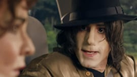 See Joseph Fiennes' weird portrayal of Michael Jackson in British comedy