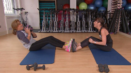 Get inspired to work out with Hoda Kotb's fitness instructor