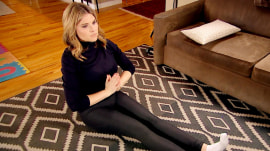 #StartTODAY: See Jenna Bush Hager learn mindfulness from an 'urban monk'
